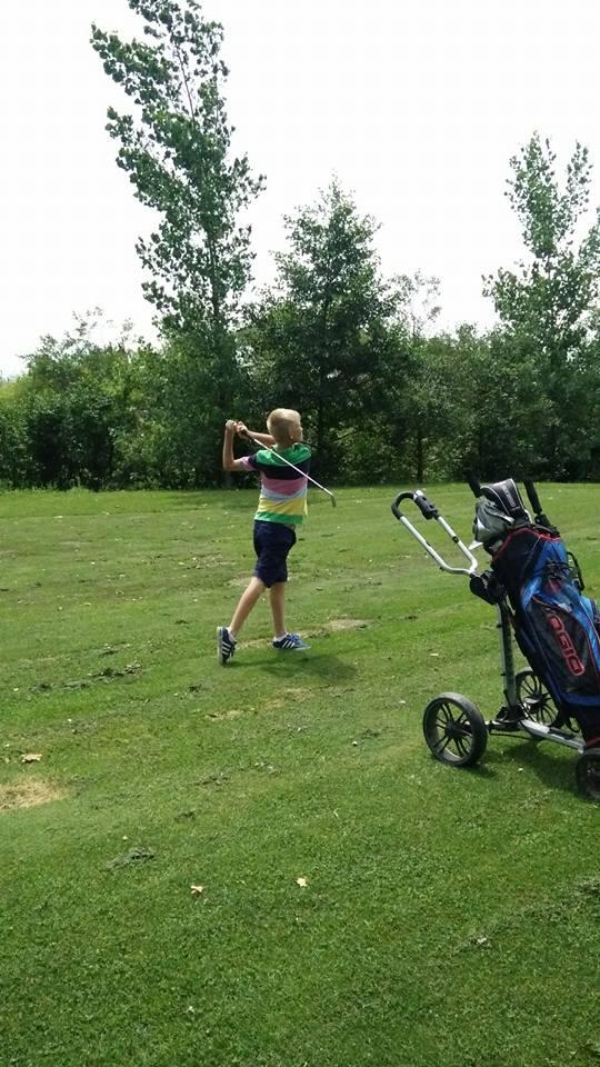 Golf počitnice 2017