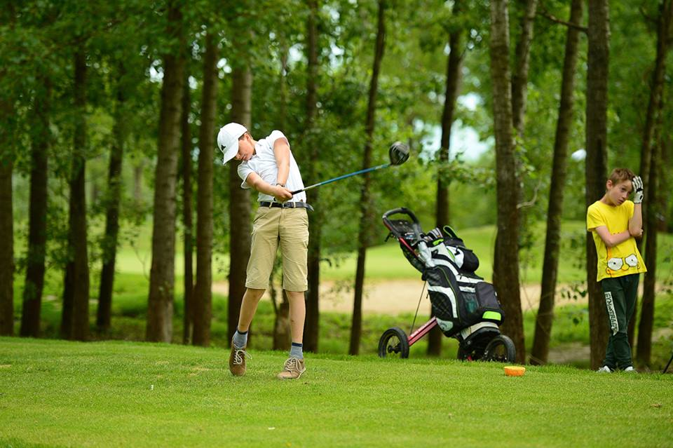 Mladinski golf turnirji